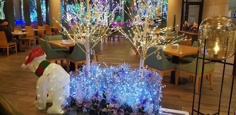 해어름 서해대교 맛집 전경이 아름다운 카페